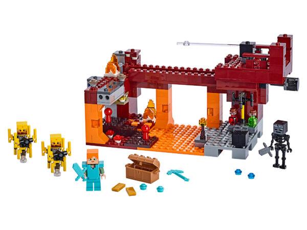 LEGO® Minecraft Die Brücke 21154 | 3