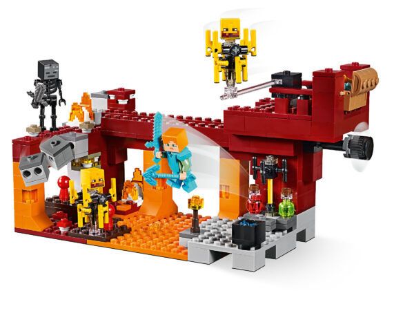 LEGO® Minecraft Die Brücke 21154 | 4