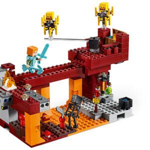 LEGO® Minecraft Die Brücke 21154 | 5