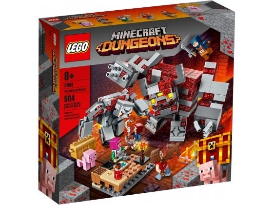 LEGO® Minecraft Das Redstone-Kräftemessen 21163 | günstig kaufen