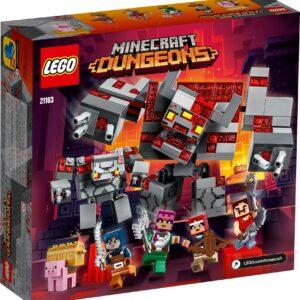 LEGO® Minecraft Das Redstone-Kräftemessen 21163 | 2