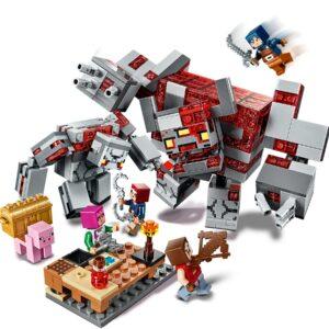 LEGO® Minecraft Das Redstone-Kräftemessen 21163 | 4