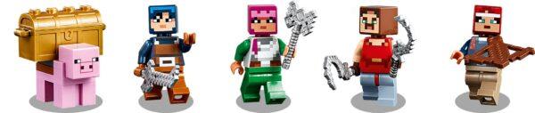 LEGO® Minecraft Das Redstone-Kräftemessen 21163 | 5
