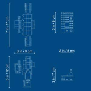 LEGO® Minecraft Das Redstone-Kräftemessen 21163 | 6