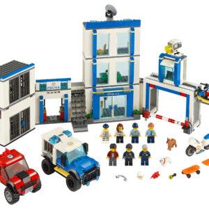LEGO® City Polizeistation 60246 | 3
