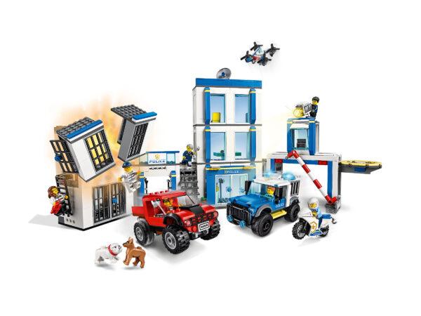LEGO® City Polizeistation 60246 | 4