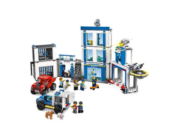 LEGO® City Polizeistation 60246 | 5