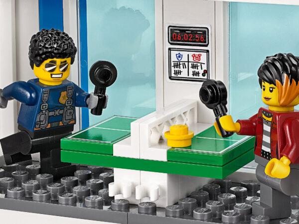 LEGO® City Polizeistation 60246 | 6