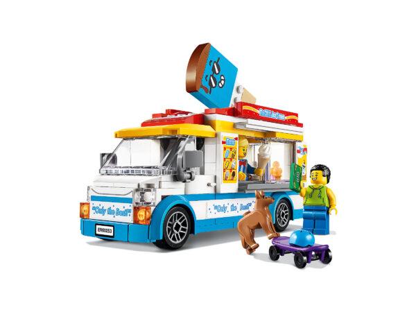 LEGO® City Eiswagen 60253 | 4