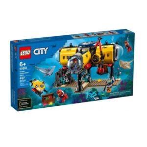 LEGO® City Meeresforschungsbasis 60265 | günstig kaufen