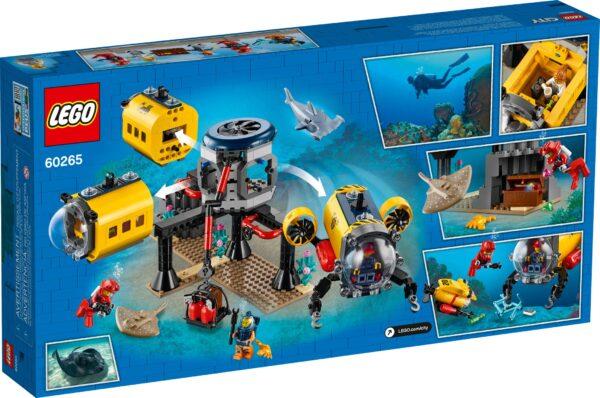 LEGO® City Meeresforschungsbasis 60265 | 2