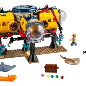 LEGO® City Meeresforschungsbasis 60265 | 3