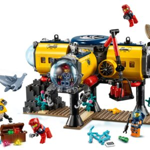 LEGO® City Meeresforschungsbasis 60265 | 4