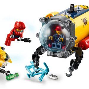 LEGO® City Meeresforschungsbasis 60265 | 5