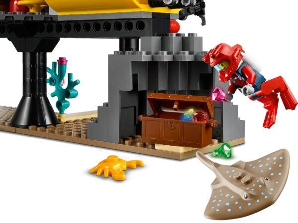 LEGO® City Meeresforschungsbasis 60265 | 6