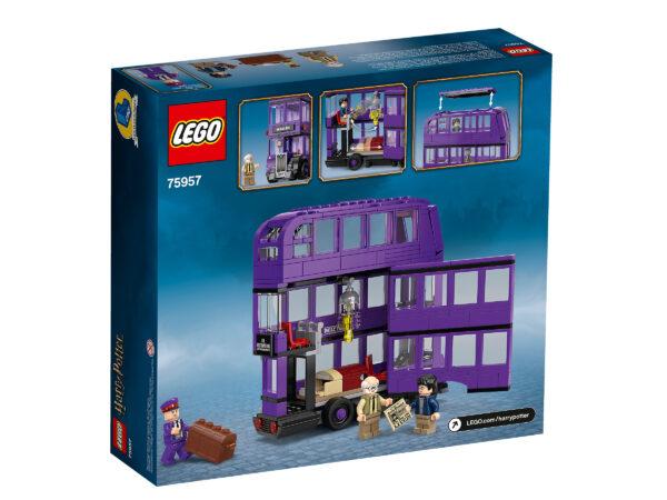 LEGO® Harry Potter Der Fahrende Ritter™ 75957   2