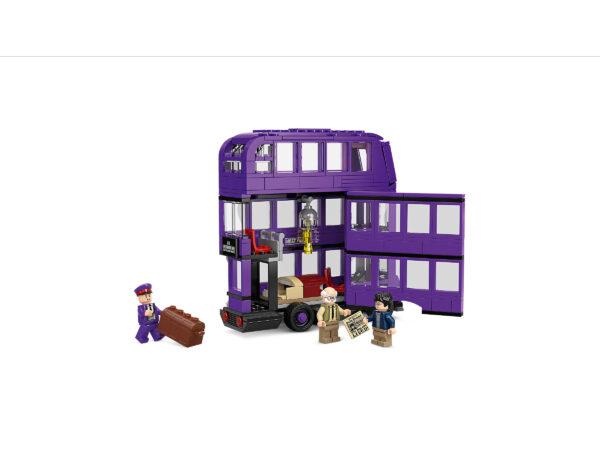 LEGO® Harry Potter Der Fahrende Ritter™ 75957   4