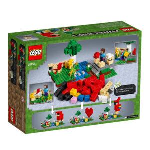 LEGO® Minecraft Die Schaffarm 21153 | 2