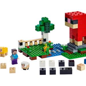 LEGO® Minecraft Die Schaffarm 21153 | 3