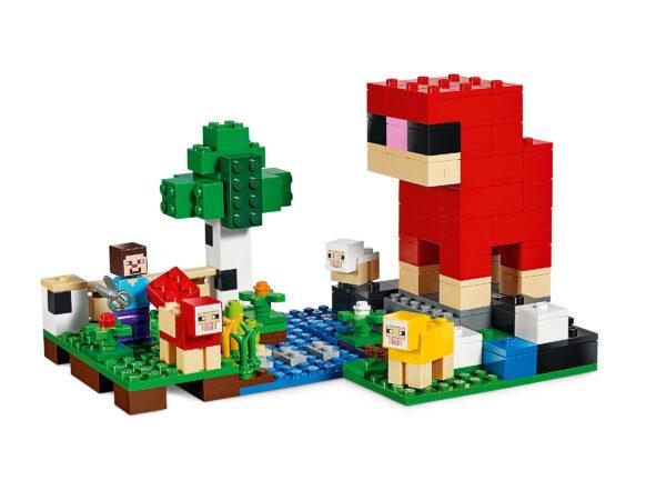 LEGO® Minecraft Die Schaffarm 21153 | 4