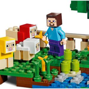 LEGO® Minecraft Die Schaffarm 21153 | 5