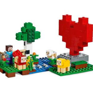 LEGO® Minecraft Die Schaffarm 21153 | 6