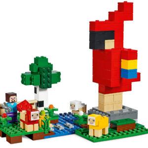 LEGO® Minecraft Die Schaffarm 21153 | 7