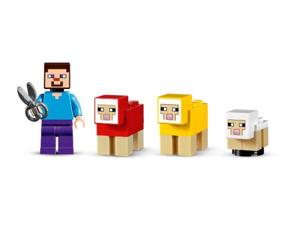 LEGO® Minecraft Die Schaffarm 21153 | 8