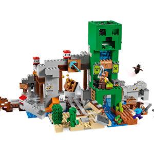 LEGO® Minecraft Die Creeper™ Mine 21155 | 4