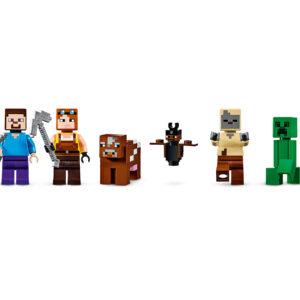 LEGO® Minecraft Die Creeper™ Mine 21155 | 6