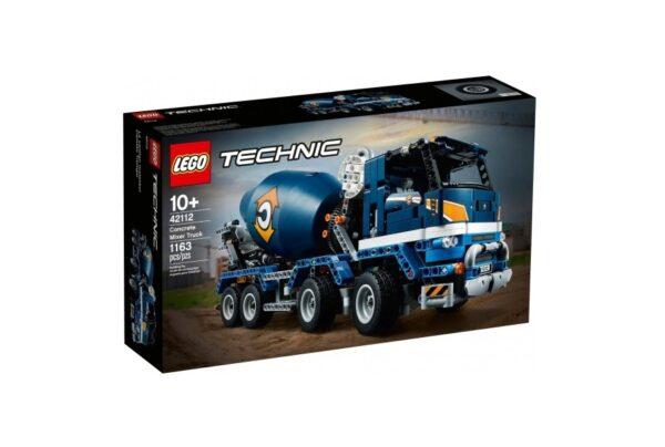 LEGO® Technic Betonmischer-LKW 42112 | günstig kaufen