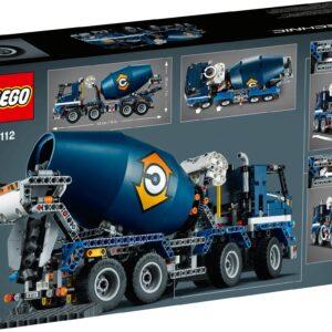 LEGO® Technic Betonmischer-LKW 42112 | 2