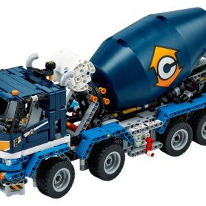 LEGO® Technic Betonmischer-LKW 42112 | 3