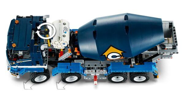 LEGO® Technic Betonmischer-LKW 42112 | 5