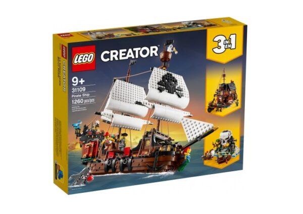 LEGO® Creator Piratenschiff 31109 | günstig kaufen