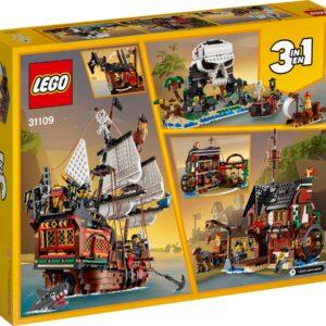 LEGO® Creator Piratenschiff 31109 | 2