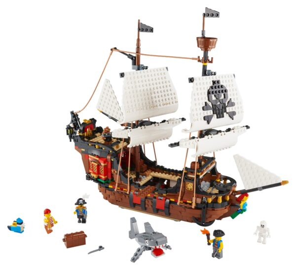 LEGO® Creator Piratenschiff 31109 | 3
