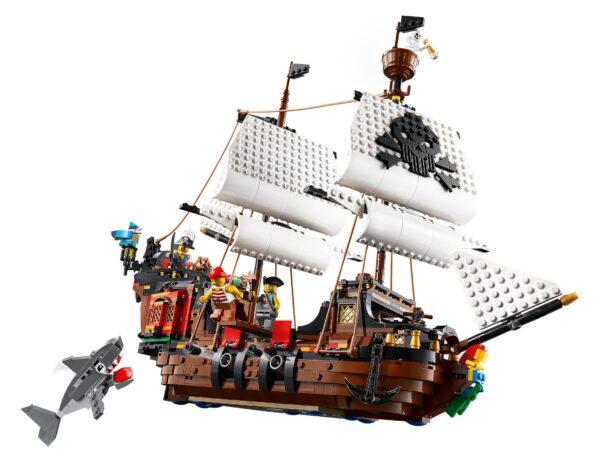 LEGO® Creator Piratenschiff 31109 | 4