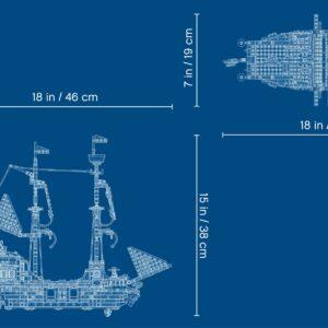 LEGO® Creator Piratenschiff 31109 | 8