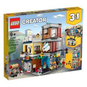 LEGO® Creator Stadthaus mit Zoohandlung & Café 31097 | günstig kaufen