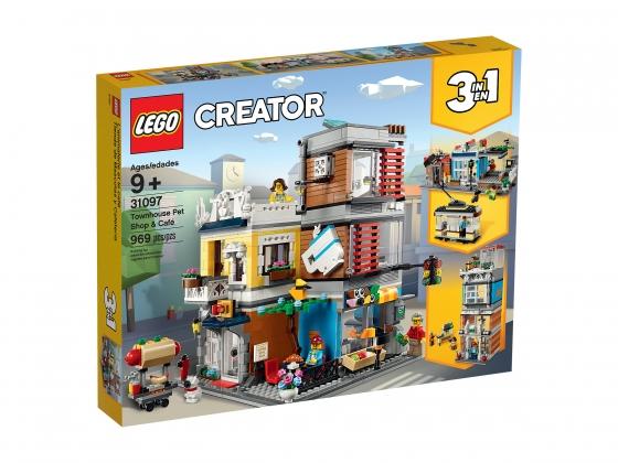 LEGO® Creator Stadthaus mit Zoohandlung & Café 31097   günstig kaufen