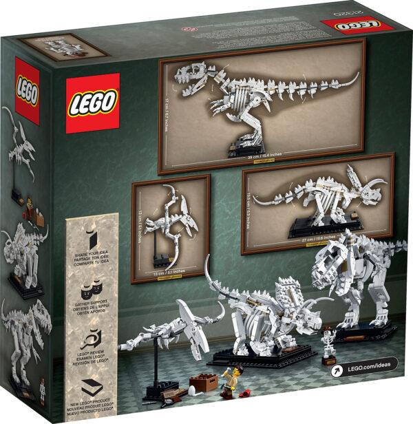 LEGO® Ideas Dinosaurier-Fossilien 21320 | 2