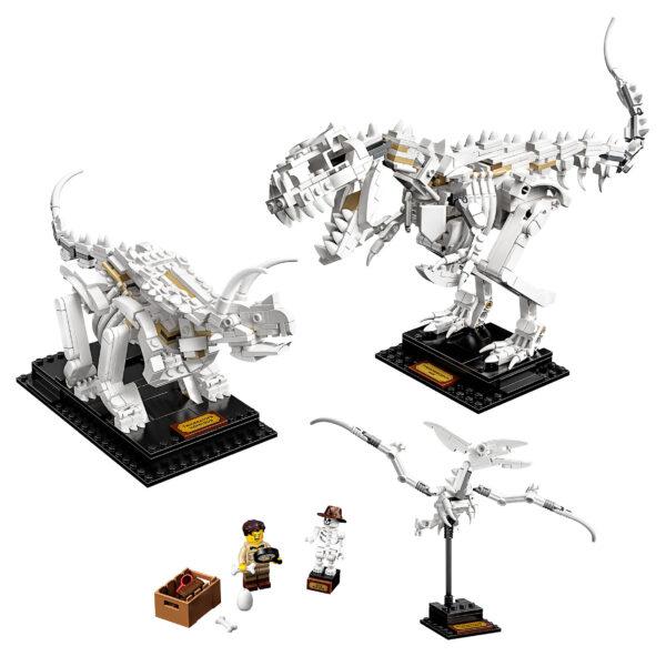 LEGO® Ideas Dinosaurier-Fossilien 21320 | 3