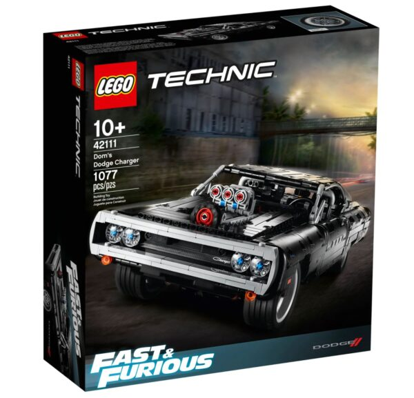 LEGO® Technic Dom's Dodge Charger 42111 | günstig kaufen