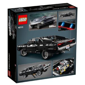 LEGO® Technic Dom's Dodge Charger 42111 | 2