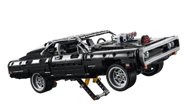 LEGO® Technic Dom's Dodge Charger 42111 | 4
