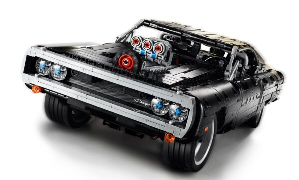 LEGO® Technic Dom's Dodge Charger 42111 | 5