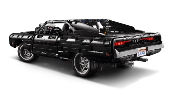 LEGO® Technic Dom's Dodge Charger 42111 | 6