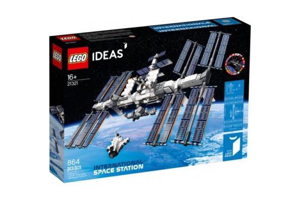 LEGO® Ideas Internationale Raumstation 21321   günstig kaufen