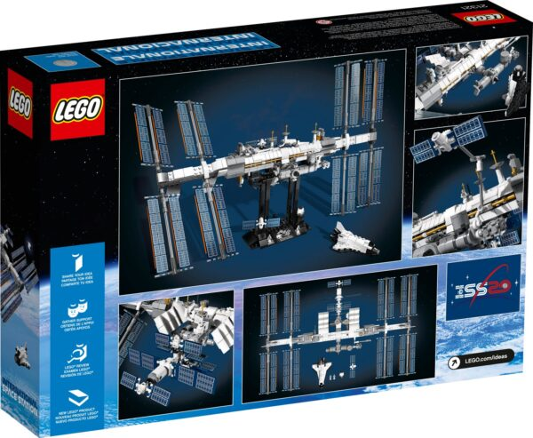 LEGO® Ideas Internationale Raumstation 21321   2